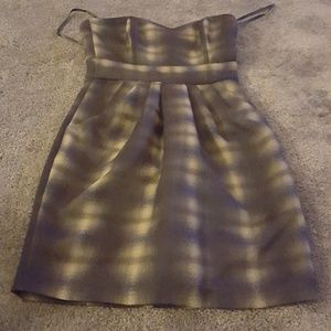H&M Strapless Dress